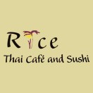 Rice Thai Cafe Menu