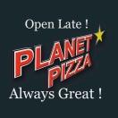 Planet Pizza Menu