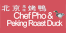 Chef Pho & Peking Roast Duck Menu