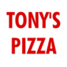 Tony's Pizza Menu