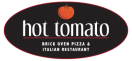 Hot Tomato Brick Oven Pizza Italian Restaurant Menu