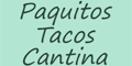 Paquitos Tacos Cantina Menu