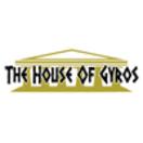 The House of Gyros Menu