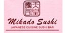 Mikado Sushi Menu