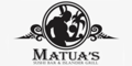 Matua's Sushi Bar and Islander Grill Menu