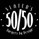 Slater's 50/50 Menu