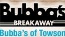 Bubba's Wings Menu
