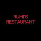 Rumi's Restaurant Menu