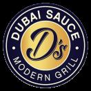 D's Dubai Sauce Menu