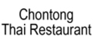 Chontong Thai Restaurant Menu