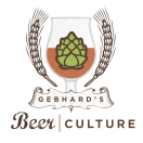 Gebhard's Beer Culture Menu