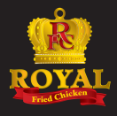 Royal Fried Chicken Menu