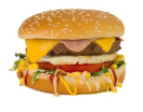 Okay Burger Menu