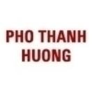 Pho Thanh Huong Menu