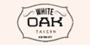 White Oak Tavern Menu
