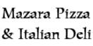 Mazara Pizza & Italian Deli Menu