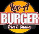 Lov-a Burger Menu