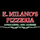 E. Milano's Pizzeria Menu