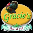 Gracie's on 2nd Diner Menu
