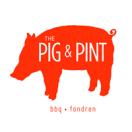 The Pig & Pint Menu