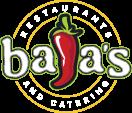 Bajas Tex Mex Grill Menu