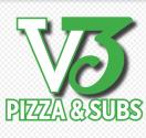V3 Pizza & Subs Menu