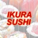 Ikura Sushi Menu