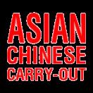 Asian Carry Out Menu