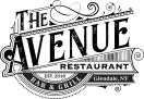 The Avenue Restaurant Menu