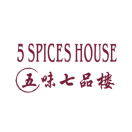 5 Spices House Menu