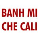 Banh Mi Che Cali Menu