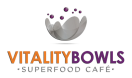 Vitality Bowls Menu