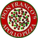 Don Franco's Apollo Pizza Menu