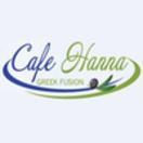 Cafe Hanna Menu