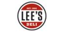 Lee's Deli (222) Menu