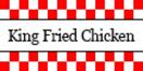 King Fried Chicken Menu
