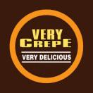 Very Crepe Menu