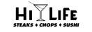 Hi Life Restaurant Menu
