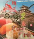 Sushi Tatsu and Ramen Menu