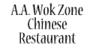 A.A. Wok Zone Chinese Restaurant Menu