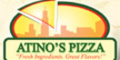 Atino's Pizza Menu