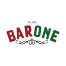 Bar One Menu