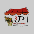 3 J's Food Market Menu