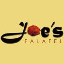 Joe's Falafel Menu