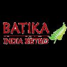 Batika India Bistro Menu