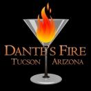 Dante's Fire Menu