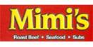 Mimi's Roast Beef & Seafood Menu