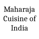 Maharaja Cuisine of India Menu