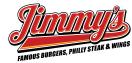 Jimmy's Famous Burgers Menu