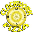 Clockwork Pizza Menu